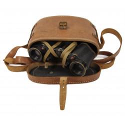 Binoculars, No. 2 Mk III, 1943, with Case, Mk I