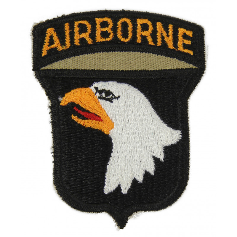 Patch, 101st Airborne Division, Made in U.S.A.