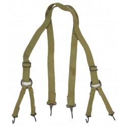 Belt suspenders M-1941, USMC, Named