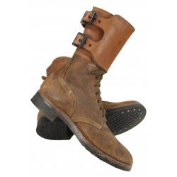 Boots, Service, Combat (Buckle boots), 9 C