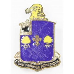 Distinctive Insignia, 39th Inf. Rgt., 9th ID