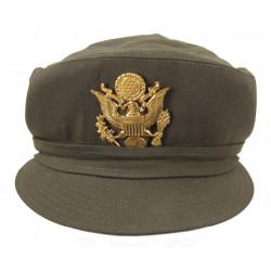 Cap, Wool, Service, OD, Nurse's, Size 22