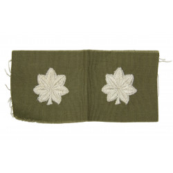 Rank insignia, cloth, Lieutenant-Colonel