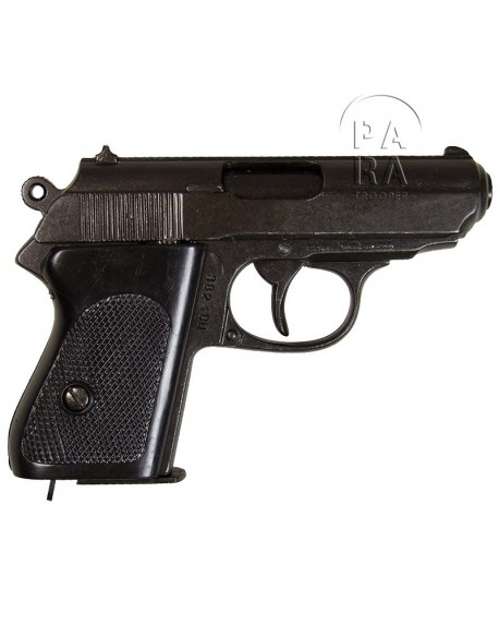 Pistol, Walther PPK