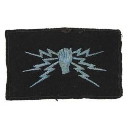 Sleeve Patch, Radio Operator, Royal Air Force, RAF