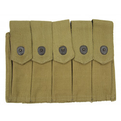 Thompson, Magazine Pouch, 20-round, Hoosier T. & C.G. Co., 1942