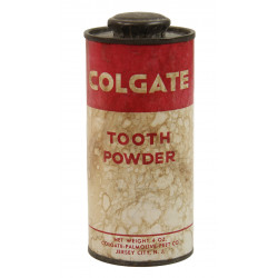 Powder, Tooth, Colgate