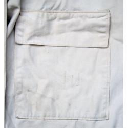Jacket, Anti-gas, White, US Navy, D-Day