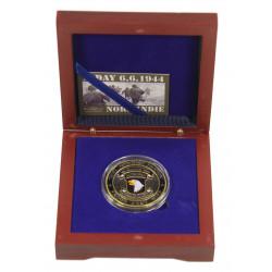 Box, 1 coin, commemorative
