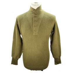 Sweaters, High Neck, Wool, Large, 1944
