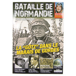 Magazine Bataille de Normandie