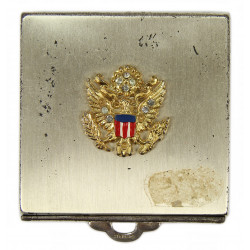 Poudrier féminin, US Army