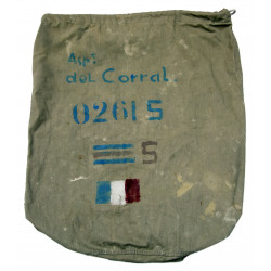 Bag, Barrack, Free French Forces, Named