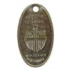 Religious Pendant, US Military personnel, Lutheran, Dog Tags