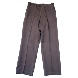 Trousers, Wool, Pink, Officer, size 28