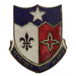 Distinctive Insignia, 141st Inf. Rgt., 36th ID