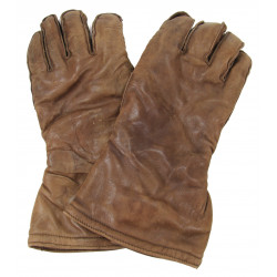Gants pilote USAAF, F-2 & F-3, taille 10