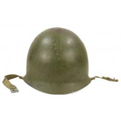 Helmet USM1, 2nd Lieutenant, Camouflaged