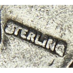 Brevet de parachutiste US, Sterling