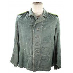 Summer Jacket, Drillich, Panzergrenadier
