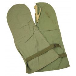 Mittens, Shell, trigger finger, US Army