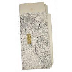 Maps, Holland invasion, Nijmegen & Groesbeek, 505th PIR, Col. Vandervoort