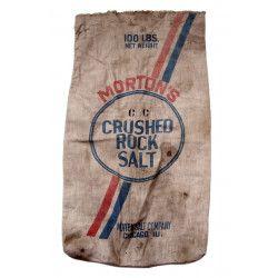 Sack, Salt, Illinois, USA, Ration