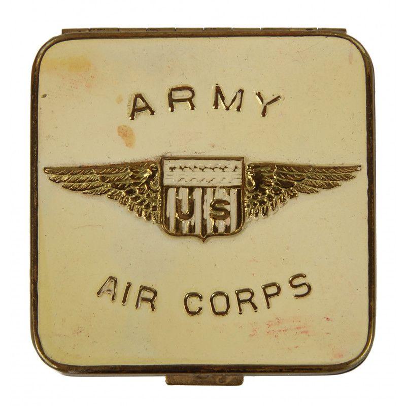 Compact, Powder, Army Air Corps