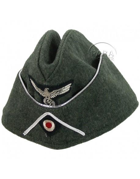 Calot infanterie WH, feldgrau, officier