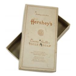 Box, Soap Hershey's