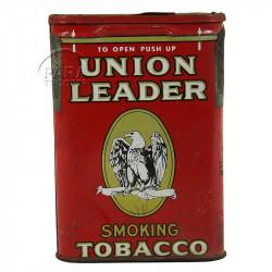 Box, American Tobacco, Union Leader