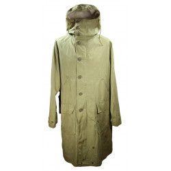 Overcoat, Parka type, Reversible, Unlined, 1942