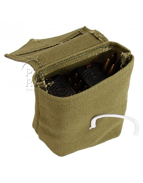 Pouch, Rigger Made with suspension line
