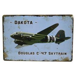 Plaque, Dakota