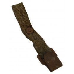 Strap, Small, Canvas, German for gas mask