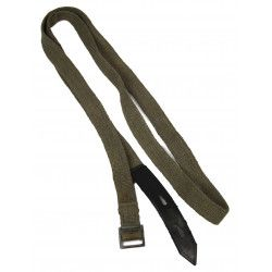 Strap, Canvas, German for gas mask, 1944
