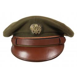 Cap, Enlisted Men's, US Signal Corps