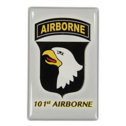 Magnet 101e Airborne Division - D-Day