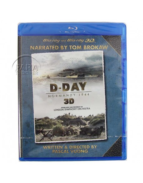 D-DAY - Normandie 1944 (Blu-ray)