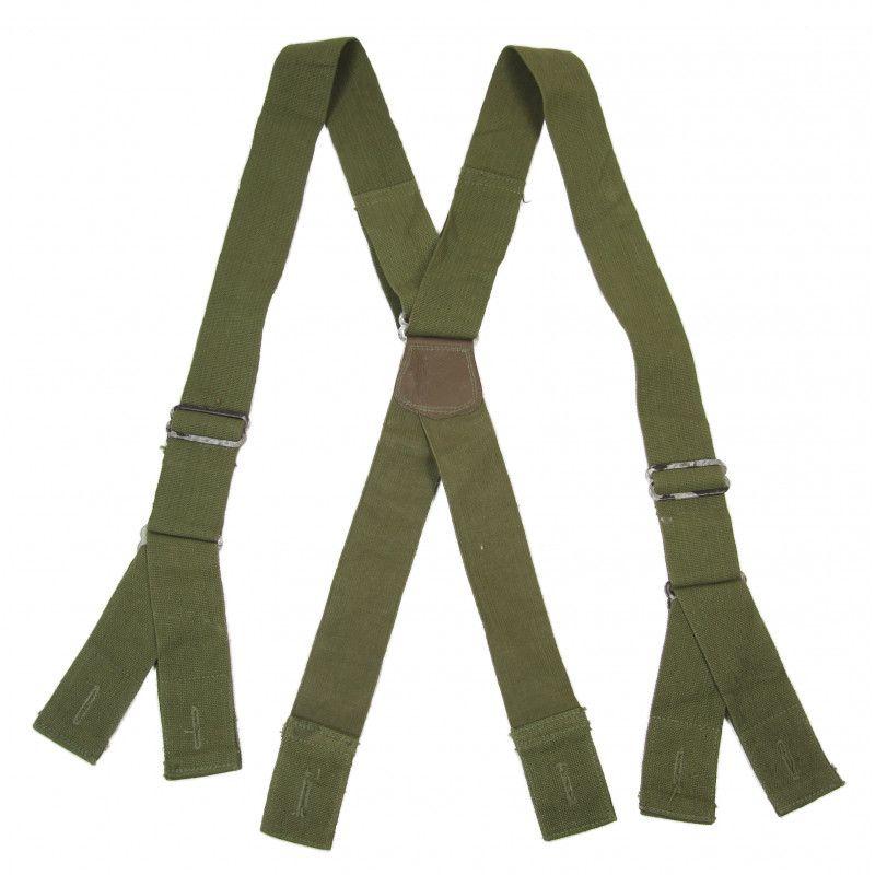 Suspenders, Trousers, Parachutist, M-1942
