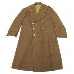 Overcoat, wool, 1941