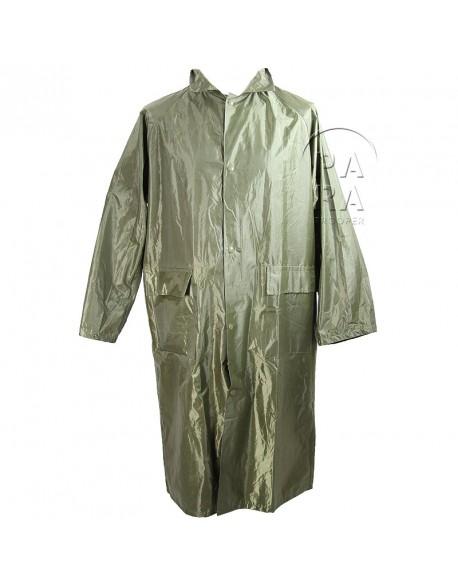 Raincoat US type