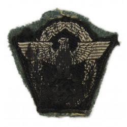 Insignia, Side Hat, Ordnungspolizei