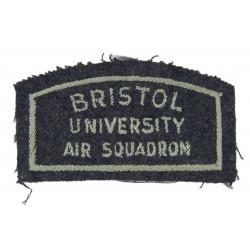 Patch, Bristol University Air Squadron, RAF
