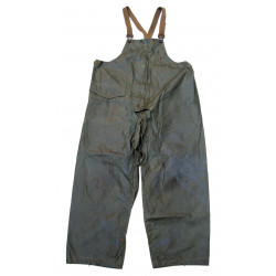 Pants, Deck, Overalls, US Navy, Medium