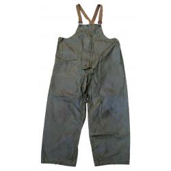 Pants, Deck, Overalls, US Navy, Medium