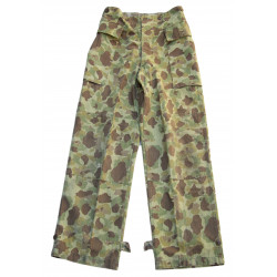Trousers, HBT, Camouflaged, US Army, 30 x 31
