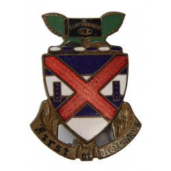 Distinctive Insignia, 13th Inf. Rgt., 8th Infantry Division