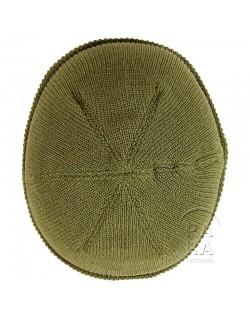 Bonnet en laine Type A-4, kaki