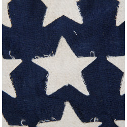Flag, US, Liberation, 3,3' X 5', Métayer, Paris